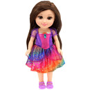 Sparkle Girlz Brunette Doll