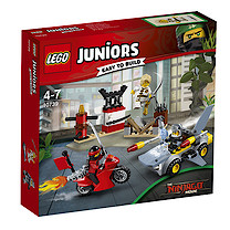 LEGO Juniors The Ninjago Movie Shark Attack 10739