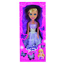 Sparkle Girlz Princess 50 cmDoll - Purple