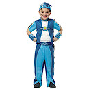 Sportacus Lazy Town Outfit (Age 3-5)