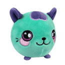 Animagic Plush Squishamals - Teal Cat