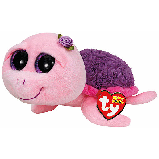 Ty Beanie Boos  Rosie the Turtle Soft Toy