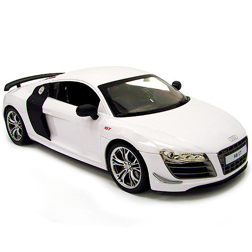 Image of 1:14 Remote Control Car - Audi R8 GT