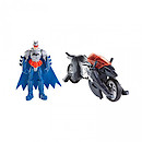 Batman 2-in-1 Transforming Wolf Cycle with Combat Batman Figure