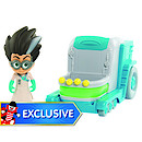 PJ Masks Villain Romeo's Lab Vehicle with Romeo Figure