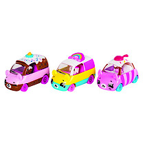 Shopkins Cutie Cars 3 Pack - Bumper Bakery