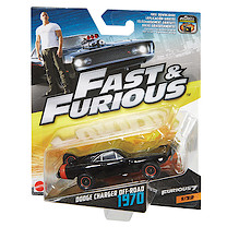Fast & Furious Vehicle - Dodge Charger Off-Road 1970