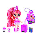 Shopkins Shoppies World Vacation Themed Dolls - Pinkie Cola