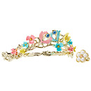 Disney Princess Cinderella Wedding Celebration Tiara & Ring