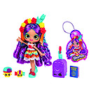 Shopkins Shoppies World Vacation Themed Dolls - Rosa Pi�ata