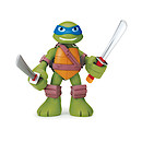 Teenage Mutant Ninja Turtles Half-Shell Heroes - Talking Turtle Leo Figure