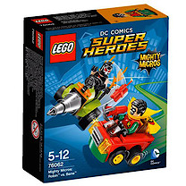 LEGO Super Heroes Mighty Micros: Robin vs. Bane - 76062