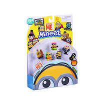 Despicable Me 3 Mineez - 6 Pack