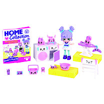 Shopkins Happy Places Welcome Pack 'Home Improvements' - Bunny Laundry