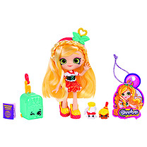 Shopkins Shoppies World Vacation Doll -Sue