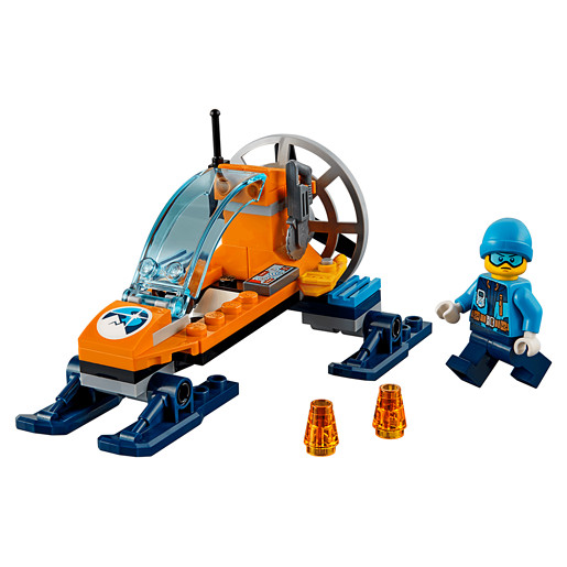 LEGO City Arctic Ice Glider - 60190