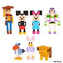 Disney Crossy Road Mini Figurine 7 Pack