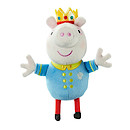 Peppa Pig Once Upon a Time Soft Toy - George