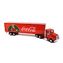 Coca Cola Diecast Christmas Truck