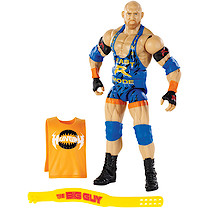 WWE Elite Collection Figure Ryback