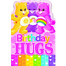 Care Bears Birthday Card