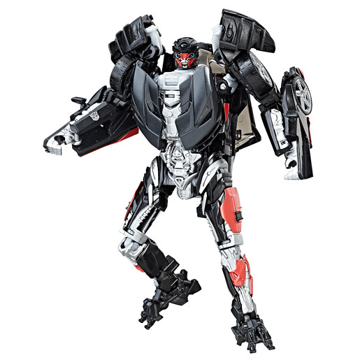 Transformers: The Last Knight Autobot Hot Rod Action Figure