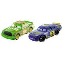 Disney Pixar Cars 2 - Race Team Chick Hicks and Transberry juice No. 63