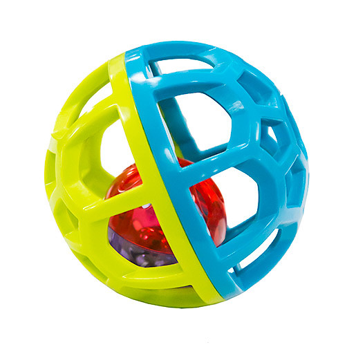 Little Hero Rattle Ball (Colours Vary)