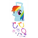 My Little Pony Rainbow Dash Hair Case
