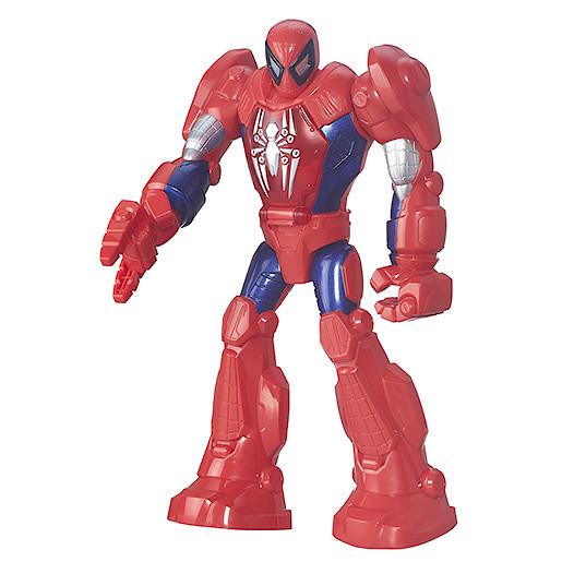 Playskool Heroes Marvel Super Hero Adventures Figure - MECH Spider-Man