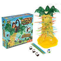 Play & Win Monkey Tree Game