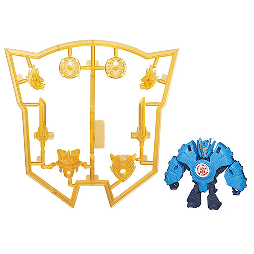 Transformers Robots in Disguise MiniCon Figure  Blizzard Strike Slipstream