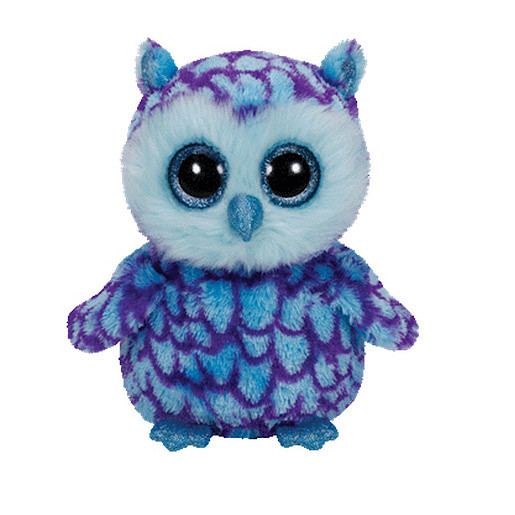 Image of Ty Beanie Boos - Oscar the Owl Soft Toy