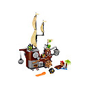 LEGO The Angry Birds Movie Piggy Pirate Ship - 75825