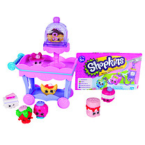 Shopkins World Vacation Petite Sweets Collection