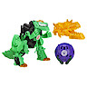 Transformers Robots in Disguise Battle Pack -Grimlock V Decepticon Back