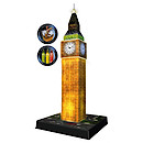 Ravensburger Night Edition Big Ben with Lights
