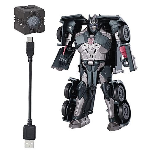 Transformers Allspark Tech St arter Pack -Shadow Spark Optimus Prime