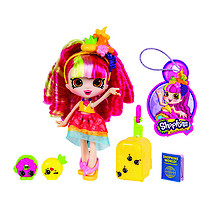 Shopkins Shoppies World Vacation Themed Dolls - Donatina