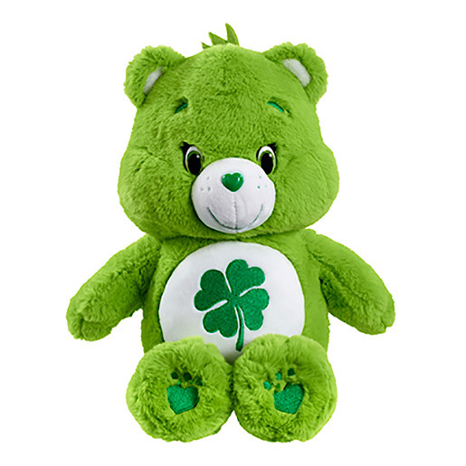Care Bears Soft Toy. Good Luck Care