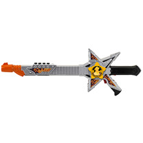 Power Rangers Ninja Steel DX Rockstorm Guitar Blaster