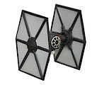 Star Wars The Black Series Titanium First Order Special Forces TIE Fighter