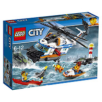 LEGO City Heavy-duty Rescue Helicopter60166