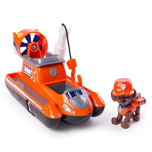 Paw Patrol Ultimate Rescue Vehicle With Pup - Zuma