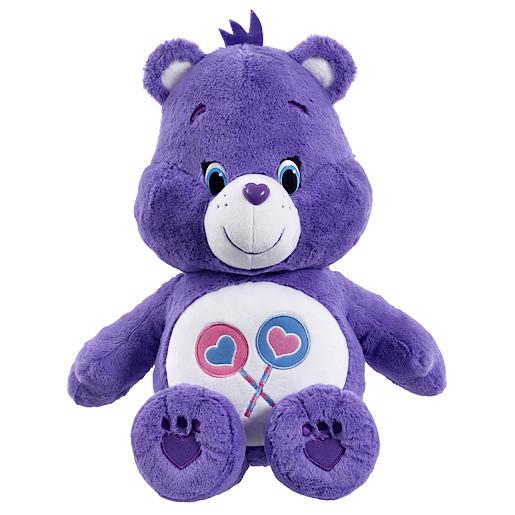 Care Bears Large Soft Share Bear