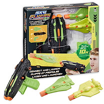 Sky Flyers Twin Pack Dart Launcher