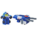 Playskool Transformers Rescue Bots Capture Claw Chase Figure