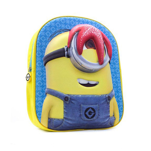 Minion 3D Backpack