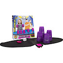 Speed School Stacking Cups Game - Glitter Purple