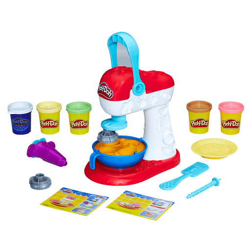 Play-Doh Kitchen Creation Spring Treats Mixer